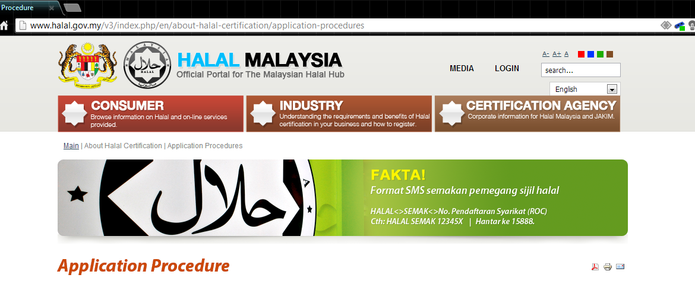 Steps to Apply for Halal Jakim Certification – Halal AnsarComp